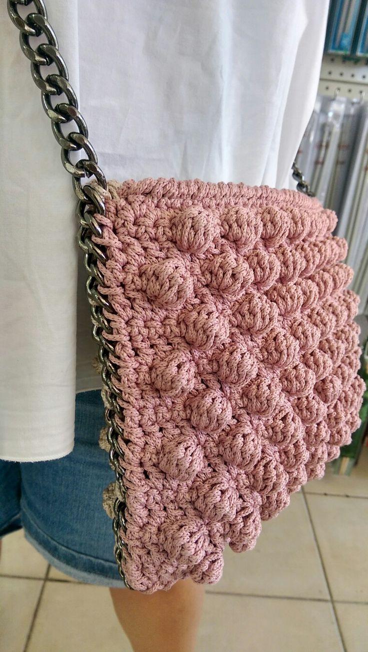 Crochet bag by annia