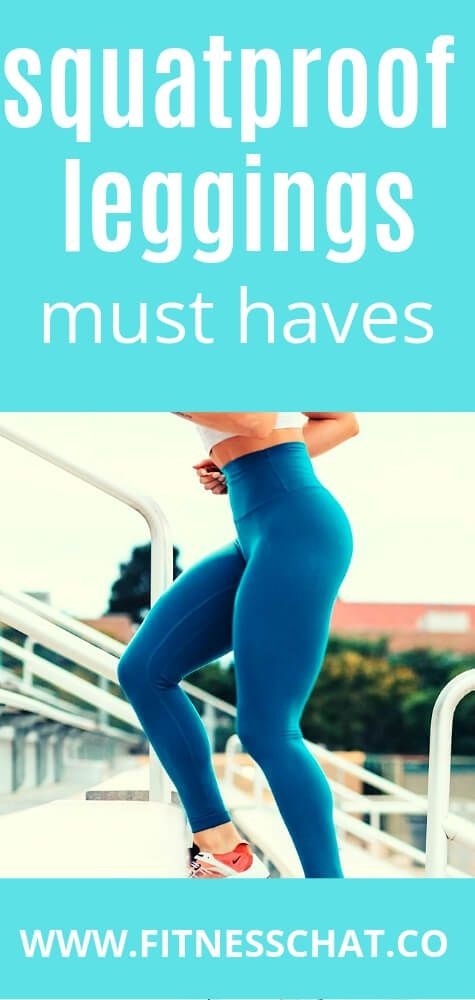 10 Best Non See Through Workout Leggings Of 2019 Running