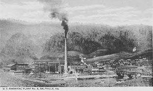 United States Chemical Plant #4, Saltville, Virginia