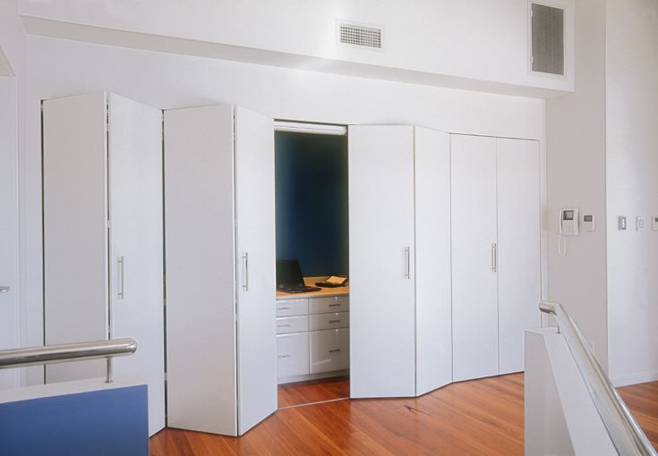 Custom doors cleverly designed to hide any space you need.