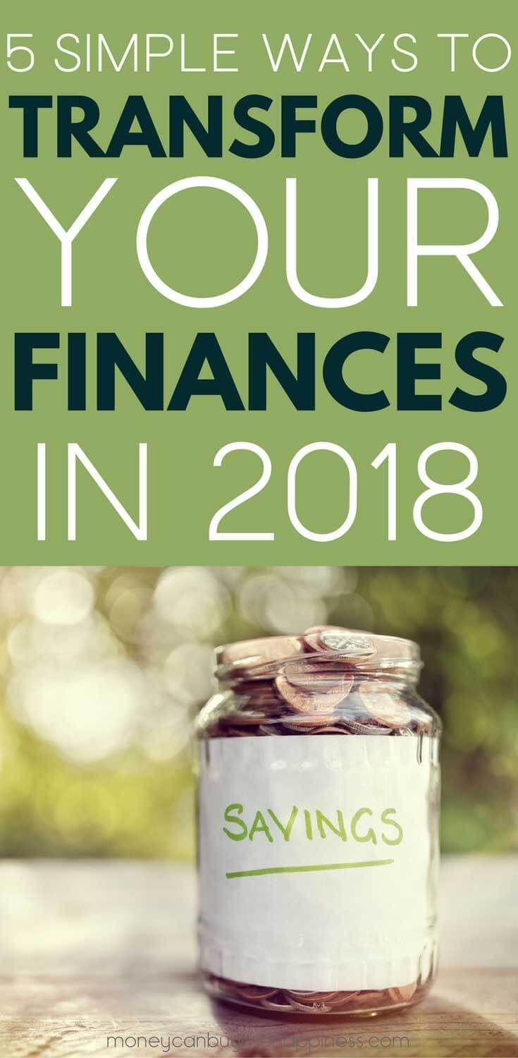 Make this year your best financial year yet with this simple plan to get your finances on track and make your money work for you. #financetips #getoutofdebt via @https://nz.pinterest.com/mcbmhappiness/