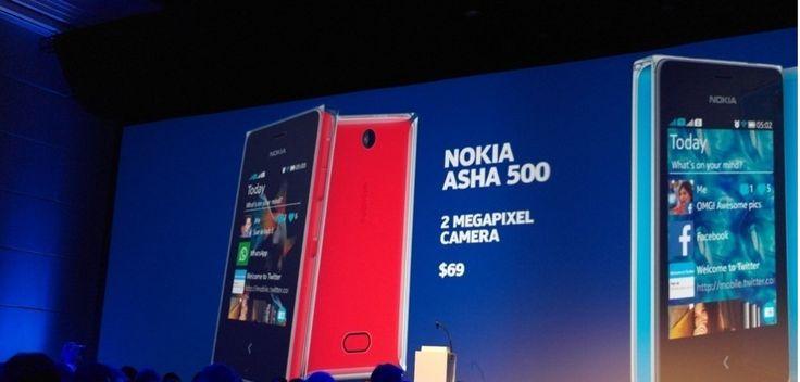 Nokia Reveals New Asha 503, Asha 502, and Asha 500 #Nokia #Tech #News