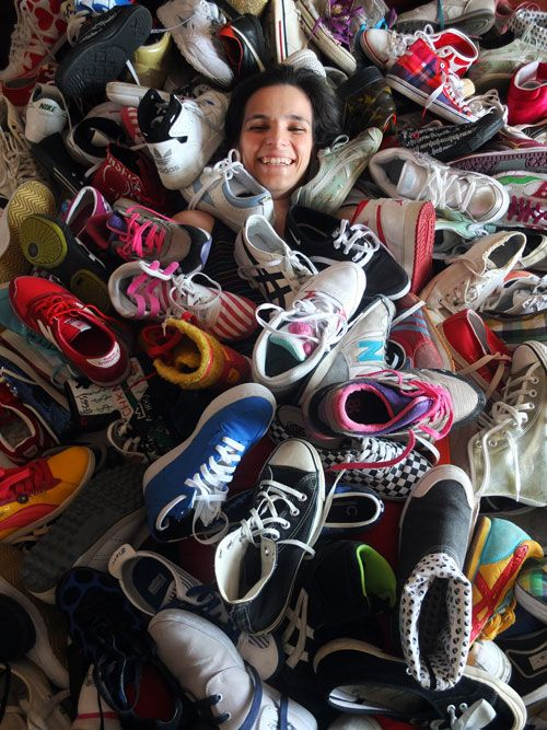 Sneakers Love Portugal | Francisca Moreira