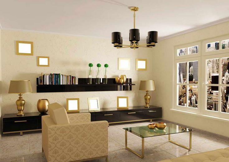 Die Trendigen Wand Regale für Wohnzimmer Lagerung ist das wichtigste