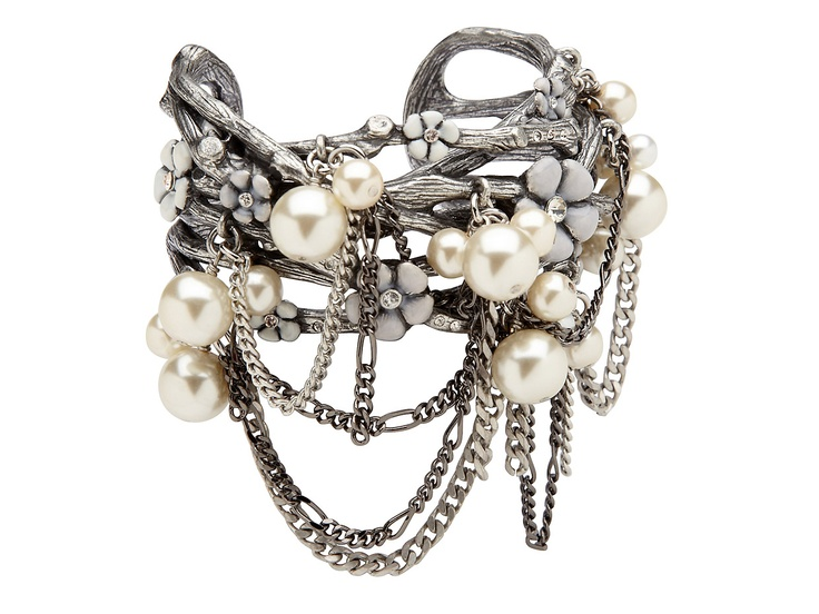 A gorgeous Mimco cuff that has a electric Madonna element #mimcomuse