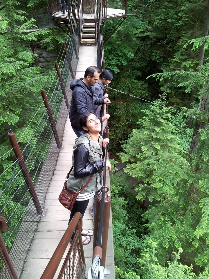 Capilano Suspension Bridge Park is one of the most popular tourist attractions in Vancouver, British Columbia.  The reason is simple, there are so many things to see and do! via - http://www.capbridge.com/