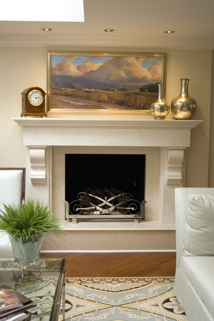 Spaces Fireplace Mantle Design, Pictures, Remodel, Decor And Ideas   Page 2