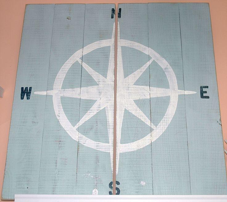 35 best Compass Decor images on Pinterest | Compass, Compass rose ...