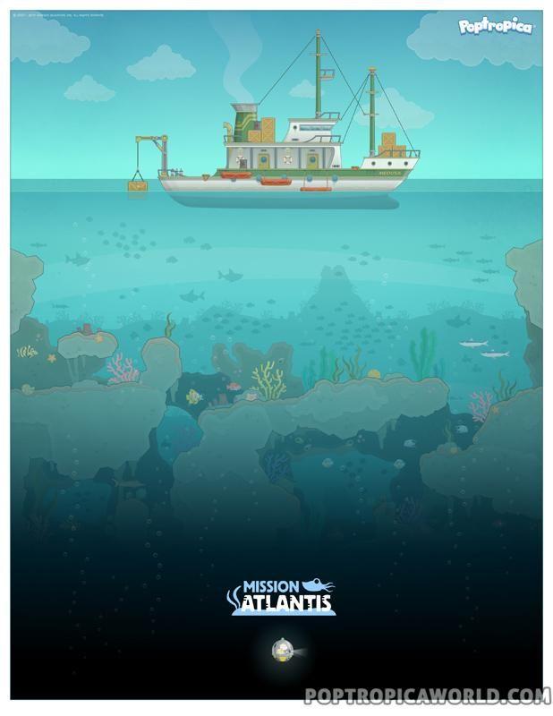 23 best Poptropica Guides images on Pinterest   Atlantis ...
