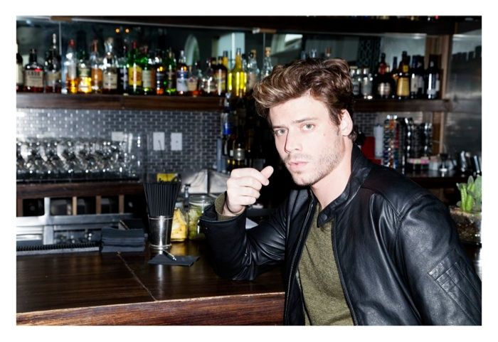 Francois Arnaud for Interview Online image francois arnaud 0005