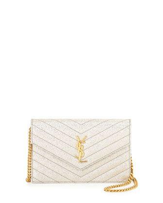 ysl yves saint laurent bag - yves saint laurent metallic shoulder bag, ysl mini cabas chyc ...