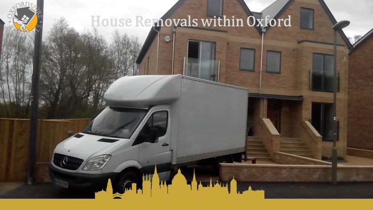 House Removals within Oxford