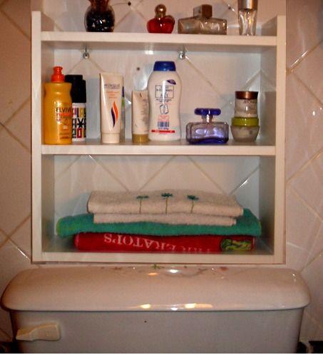 M s de 1000 ideas sobre toalleros de ba o en pinterest for Mueble organizador bano