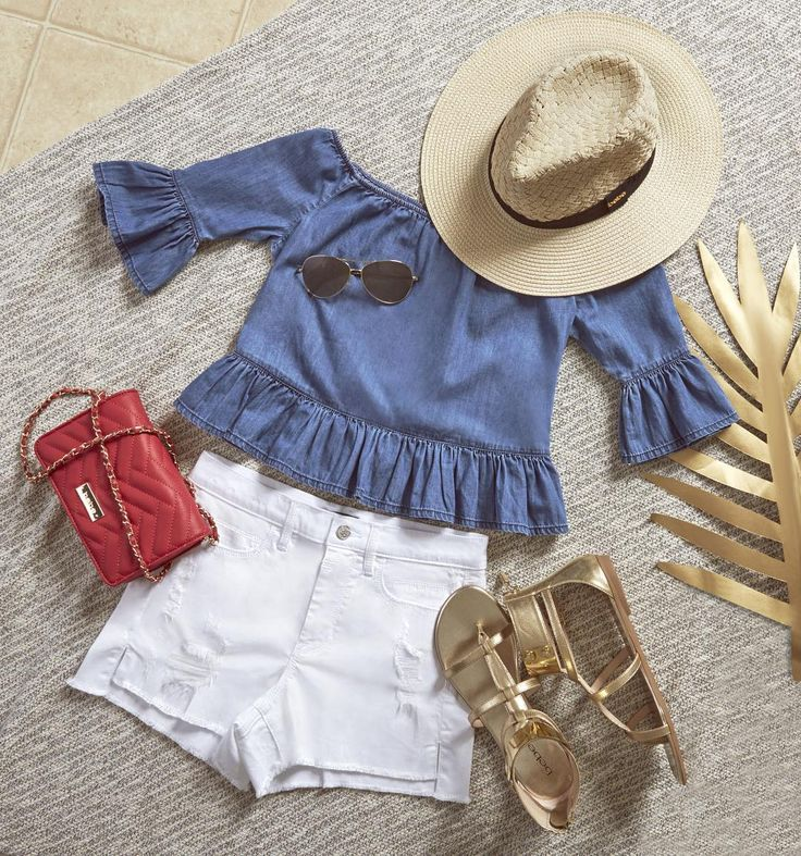 #MDW outfit inspo  Start some fireworks at your BBQ or outdoor concert…