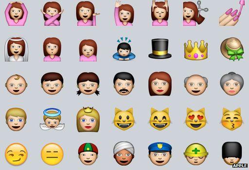 Apple seeks greater emoji racial diversity