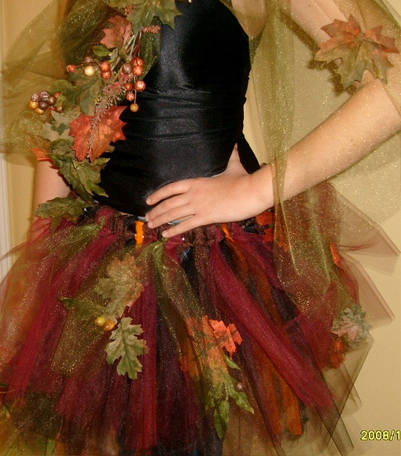 tutu, for mother nature