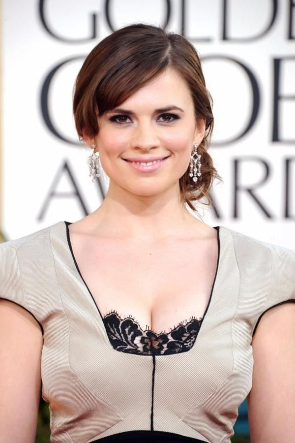 La sublime Hayley atwell !