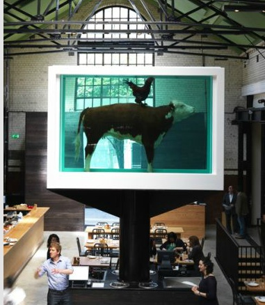 Tramshed - simply amazing.  They have put together something really unique - it's high-end, but they only really serve chicken and steak, so it's also relaxed.  A true experience, but a down-to-earth one.