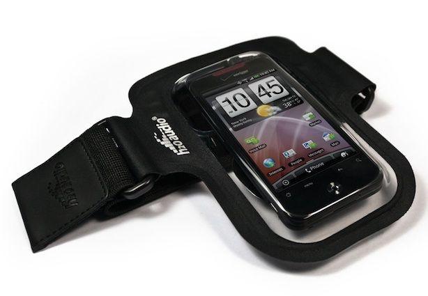 Amphibx Waterproof armband for smartphone