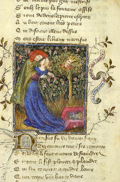 Roman de la Rose, MS M.245 fol. 11r - Images from Medieval and Renaissance Manuscripts - The Morgan Library & Museum