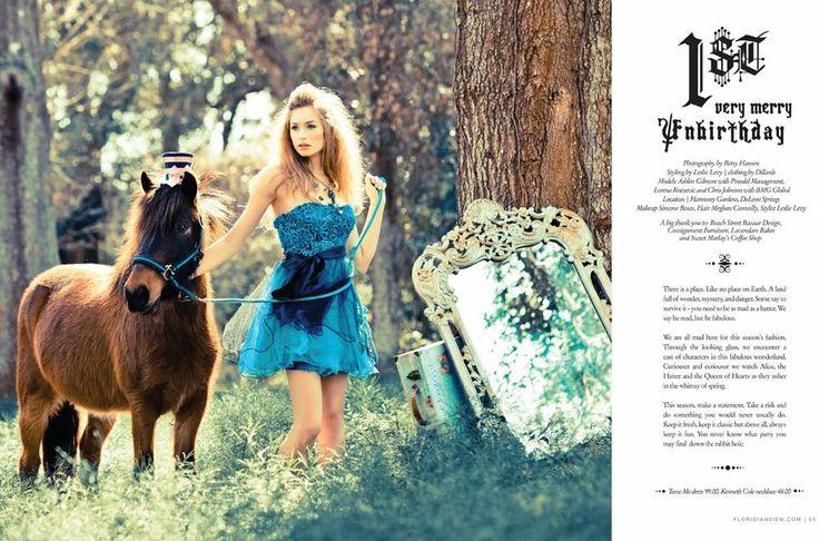 Floridian View Magazine Photo shoot