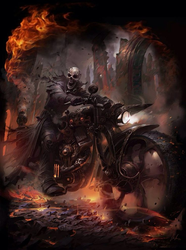 73 Best Images About Whos Drawn The Ghost Rider On Pinterest