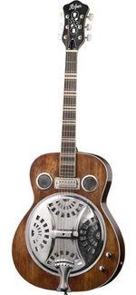 Höfner Resonator HCT RG VN Vintage Aged, Dobro mit Tonabnehmer, Fichtendecke - Für den perfekten Blues & Bluegrass Resonator-Sound #Gitarre #Westerngitarre