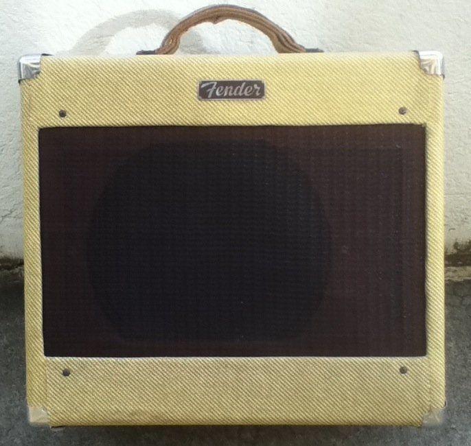 Fender Deluxe Tweed Amp 1955 - 15 watts