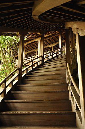 永観堂の階段