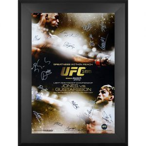 Do you have a favourite UFC event in history? Well you might want to immortalise that event - http://mmagateway.com/ufc-event-posters-immortalise-your-favourite-fight-cards #UFC #Posters