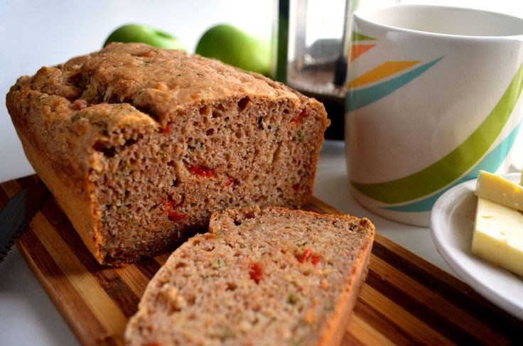 Whole wheat bread without yeast  Pan integral sin levadura