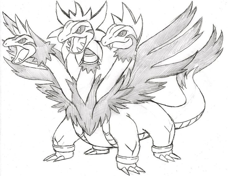 If there's any pokemon that got seriously dethroned in sixth gen, it has to be hydreigon. the 4x fairy weakness immediately threw it down to UU. However, hydreigon is still a pretty good pokemon an...