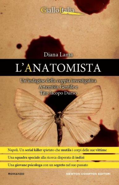 l'anatomista diana lama -