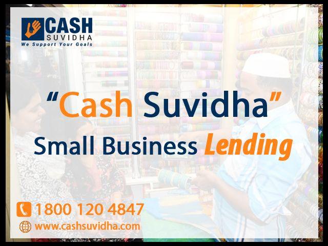 Cash Svudha - Business Loan for Small Business Lending in Delhi/NCR. #ApplyOnline #BusinessLoan #LoanforSME #QuickLoan