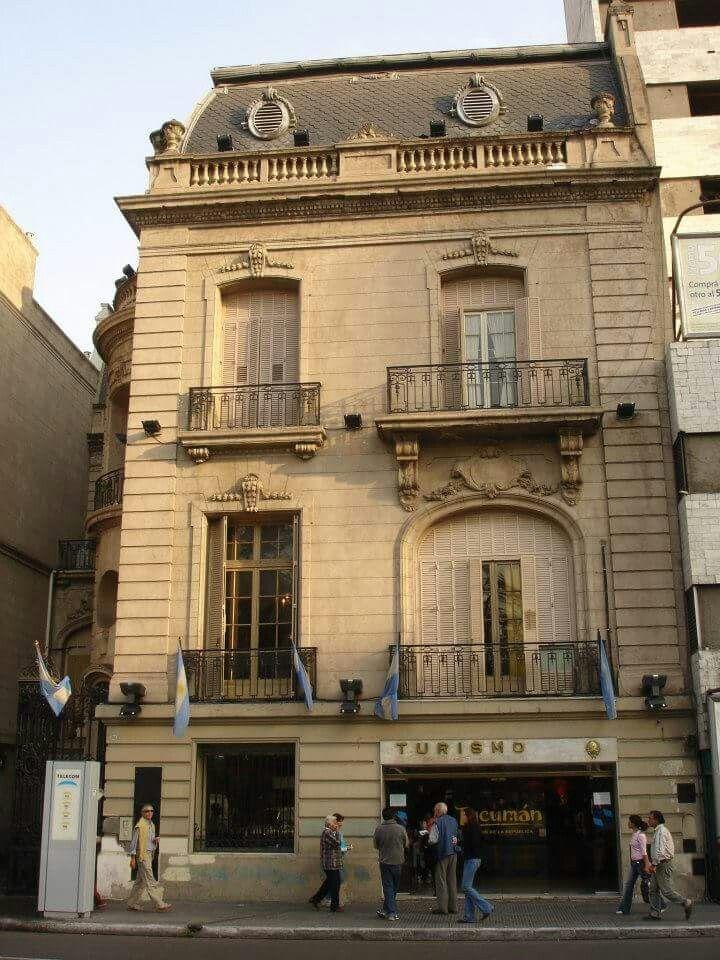 Casa Nougués, Tucumán, Argentina