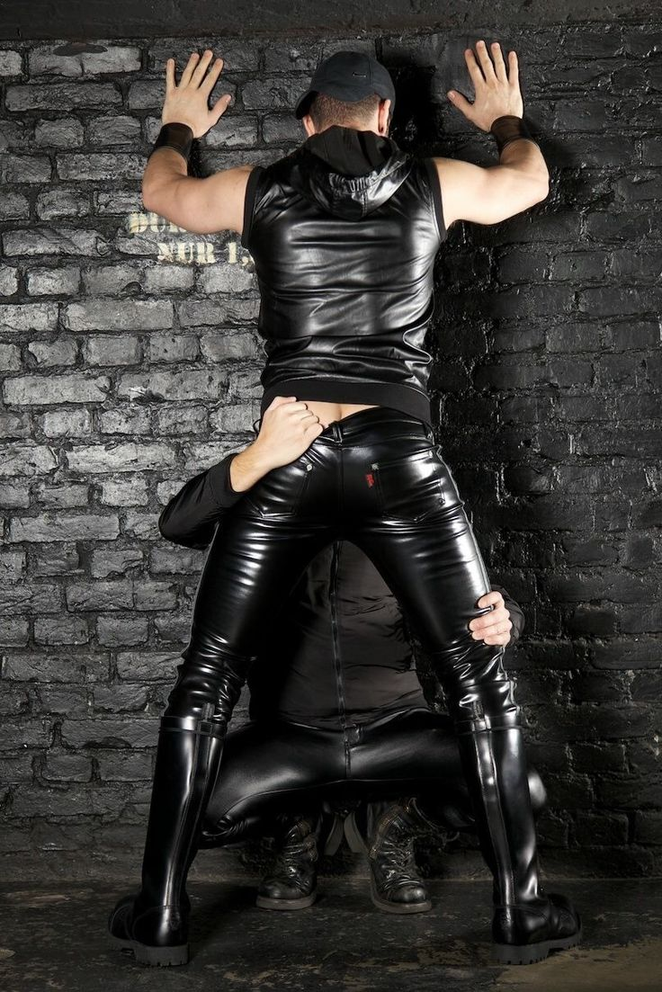 Booted with skinhead, punk or goth style! In Leather ...
