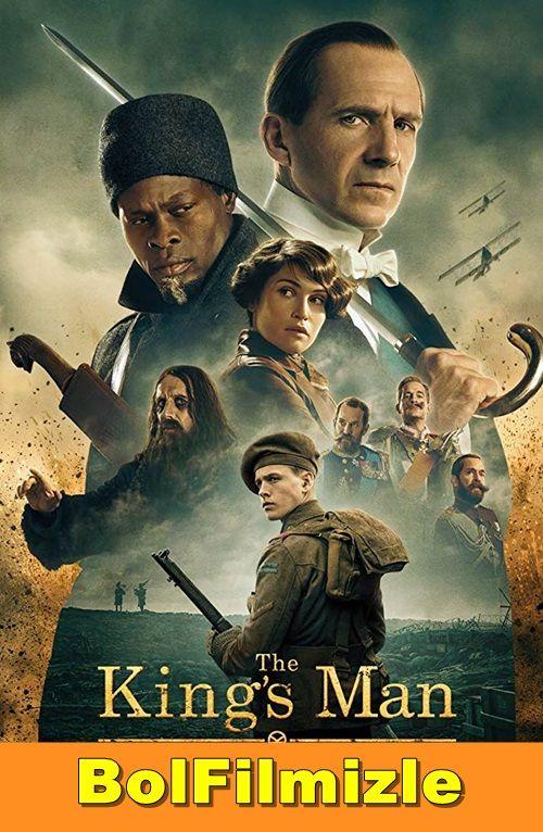 Kingsman 3 Filmi Film Ralph Fiennes Izleme