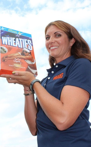 Misty May #Wheaties