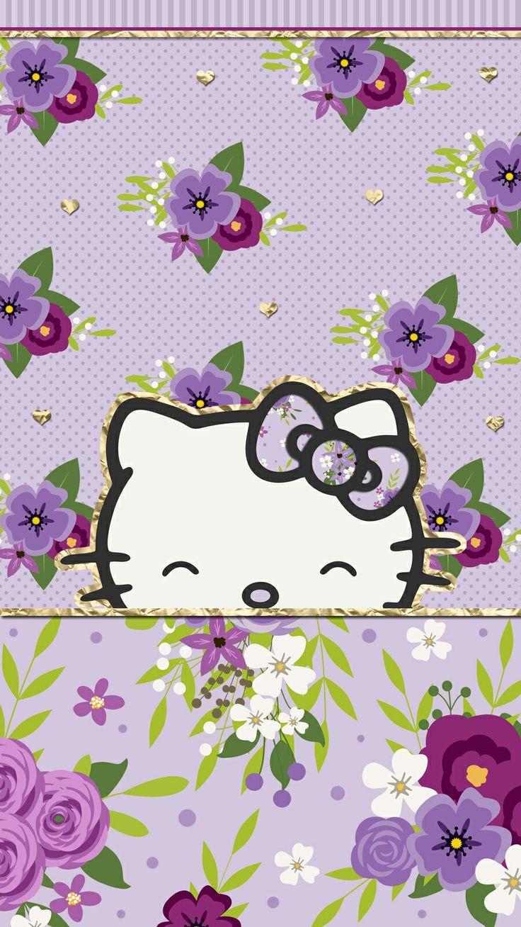 Cool Wallpaper Hello Kitty Coffee - 620270df9f676c5c7a186b5b8abc2e08--floral-wallpaper-iphone-hello-kitty  HD_194788.jpg