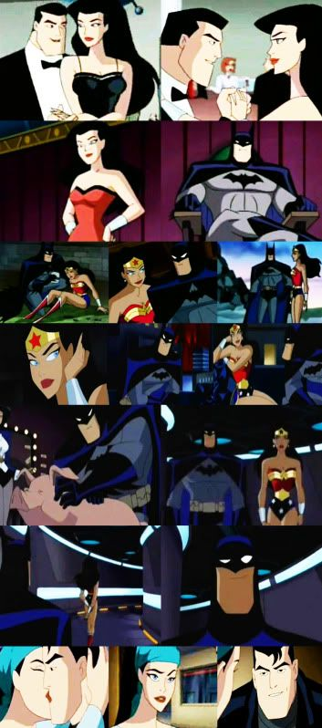 Batman And Wonder Woman Hookup Fanfiction