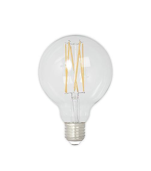 Hetlichtlab | LED Filament Globe 80mm 4W Helder dimbaar | LED lampen | Lichtbronnen |