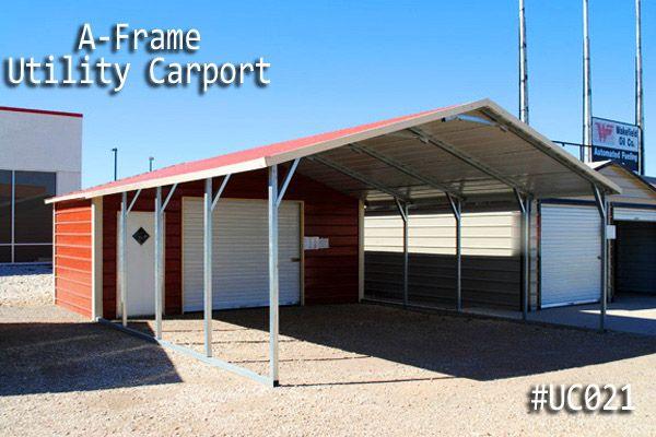 Coast to Coast Carports - Utility Carports