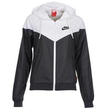Nike WINDRUNNER Negro / Blanco 350x350