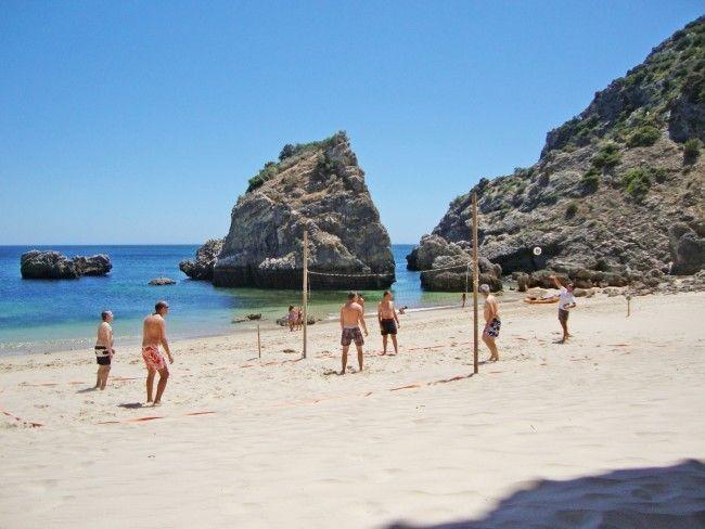 Beach Olympics, Arrabida, Lisbon - Go Discover Portugal travel