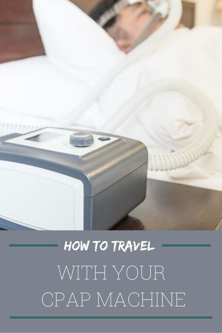 Traveling With Your Cpap Machine In 2020 Cpap Machine Cpap Travel