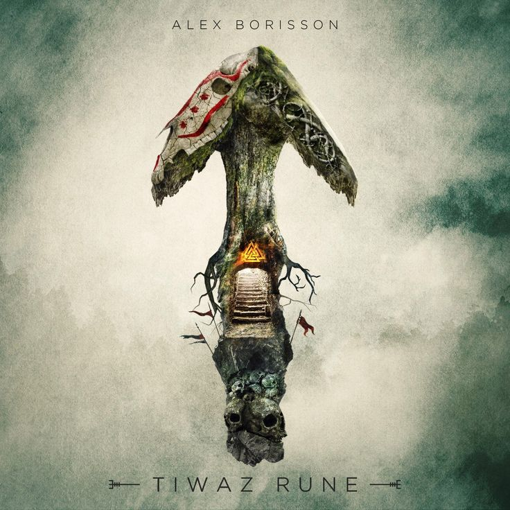 Tiwaz Rune (Alex Borisson)
