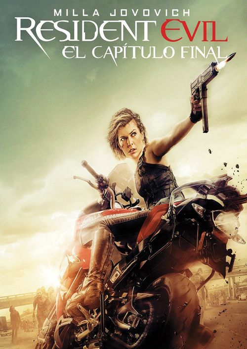 Watch Resident Evil: The Final Chapter (2016) Full Movie Online Free