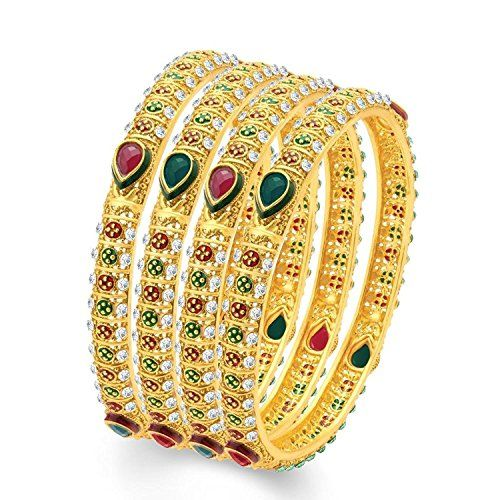 Indian Bollywood Inspired Gold Plated Red & Green Stone C... https://www.amazon.com/dp/B01N2VL742/ref=cm_sw_r_pi_dp_x_LnRNyb5XY2K7N