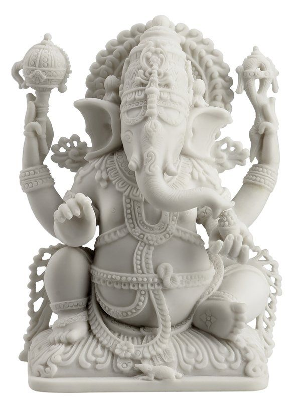 Crume Ganesh Lord Of Prosperity And Fortune Figurine Ganesh Lord Statue Ganesh Statue