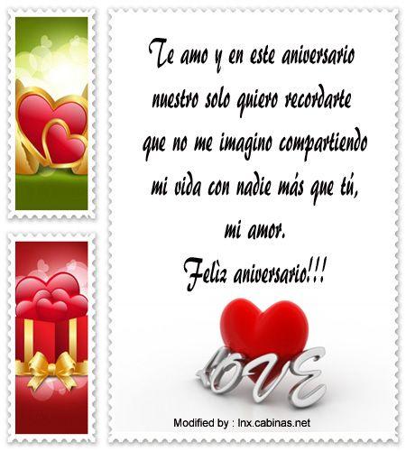 textos por el aniversario de matrimonio para Whatsapp, versos por el aniversario de matrimonio para mi amor: http://lnx.cabinas.net/nuevas-frases-para-mi-amor-por-nuestro-aniversario/